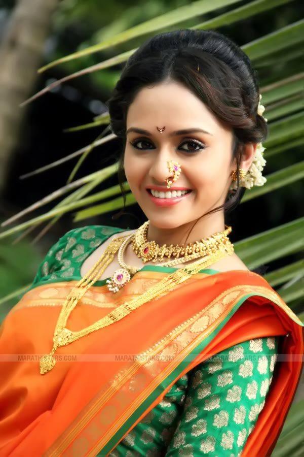 hot girl marathi
