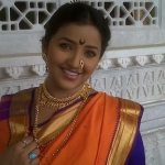 marathi-actress-apurva-nemlekar-in-saree-1