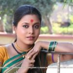 hemangi-kavi-dhumal-marathi-actress-in-saree