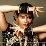 Hemlata Bane Lavani Look Photos (12)