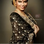 Hemlata Bane Lavani Look Photos (14)