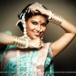 Hemlata Bane Lavani Look Photos (15)