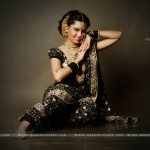 Hemlata Bane Lavani Look Photos (2)