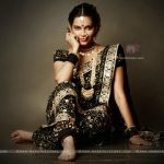 Hemlata Bane Lavani Look Photos (8)