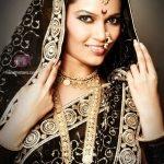 Hemlata Bane Lavani Look Photos (9)