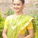 Minal-Ghorapade-Marathi-Actress-in-saree-8