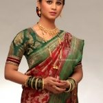 mrunal-dusanis-marathi-actress-in-saree-1