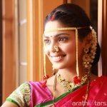 marathi-actress-pooja-sawant-in-saree