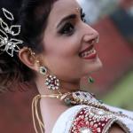 Rupali Bhosle In lavani Dress