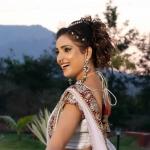 Rupali Bhosle Saree Photos