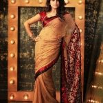 sai-tamhankar-photos-in-saree