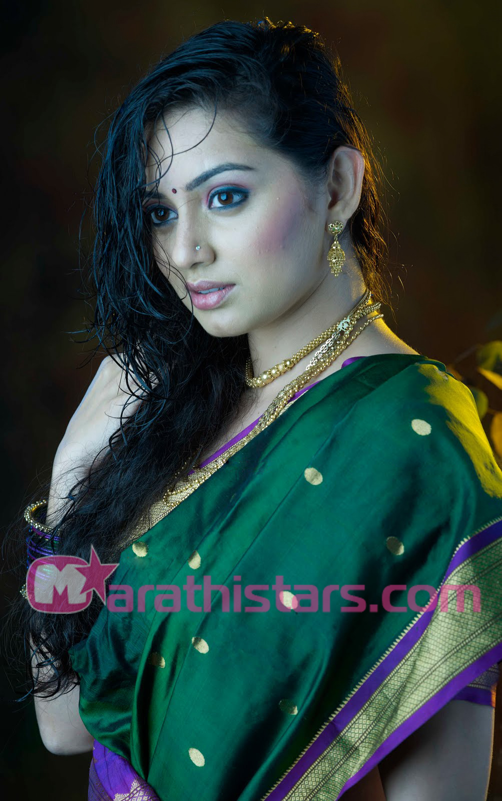 Shruti Marathe Marathi Actress Photos & Biography | Marathi Stars ...