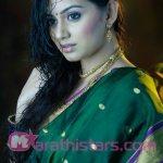 shruti-marathe-marathi-actress-in-saree