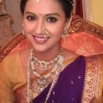 tejashri-pradhan-saree-photos
