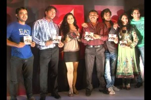 The Strugglers - Amhi Udyache Hero Music launch Photos