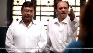Sanjay Mone and Milind Phatak  in Marathi Movie investment