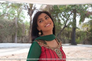 Kranti Redkar Marathi Actress in movie Love Is vaat (4)