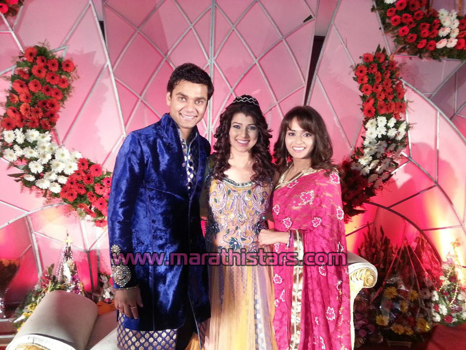 Tejaswini Pandit Marriage – Wedding Photos
