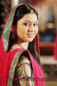 Ketaki Chitale Marathi Actress in Aambat goad Serial