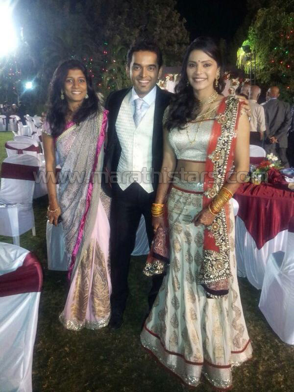 Saurabh Gokhale – Anuja Sathe Marriage Photos