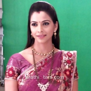 Deepali Pansare Devyani Serial Actress