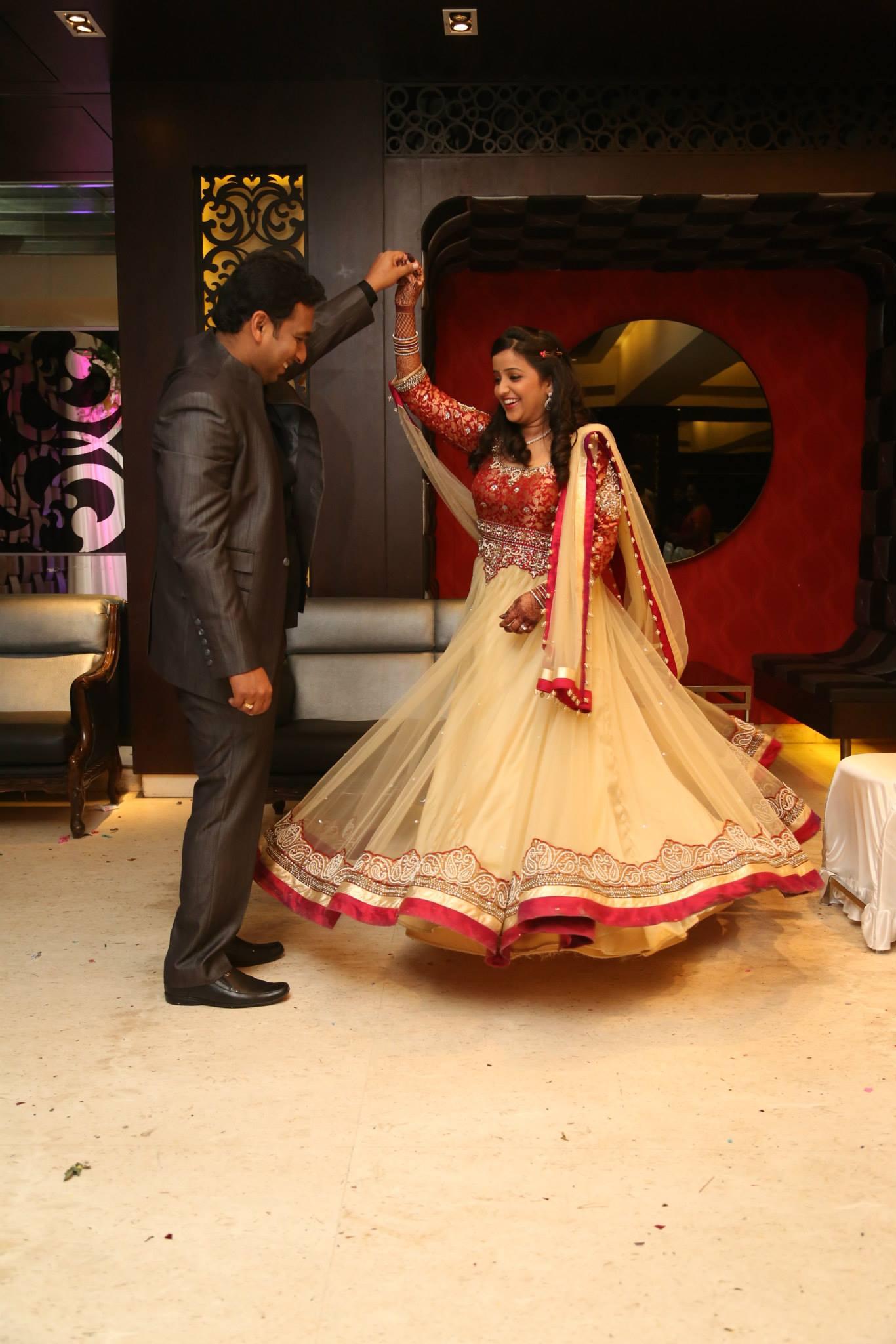 Tejashree Pradhan Real Life Engagement Photos Apurva nemlekar