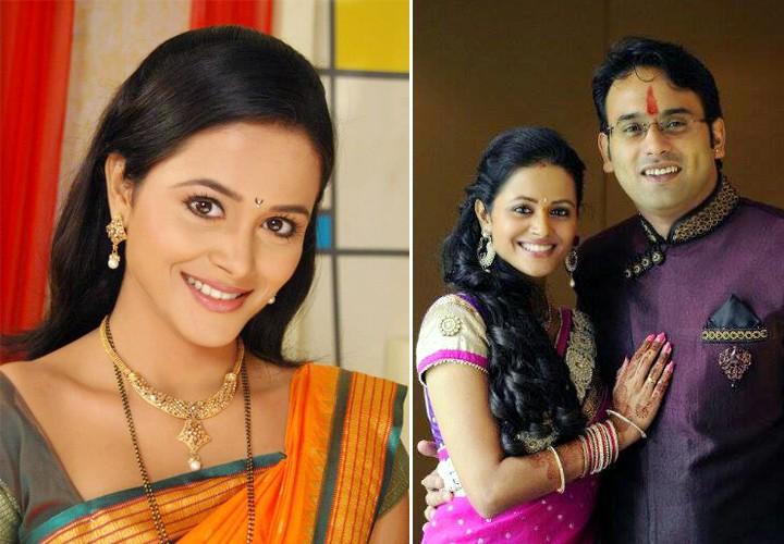 Marathi Actors Wedding Photos