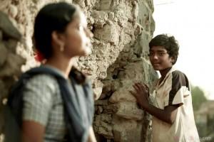 Rajeshwari Kharat & Somnath Awghade Fandry Marathi Movie Wallpapers